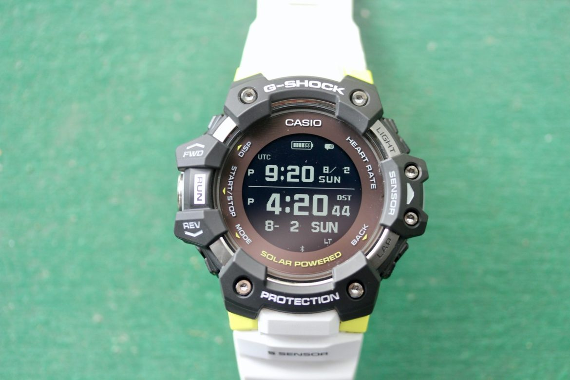 Get fit with the G-Shock Move GBDH1000