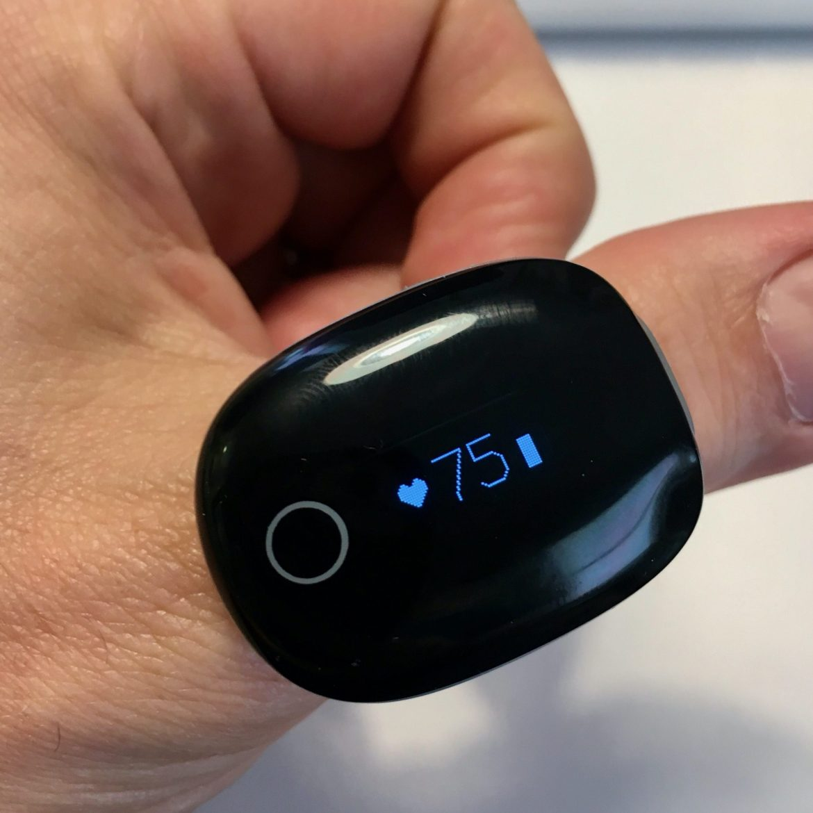 Sleep easy with the Wellue O2Ring
