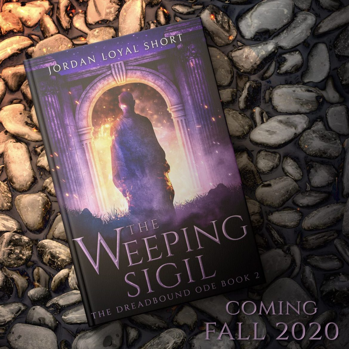 Cover Reveal: The Weeping Sigil