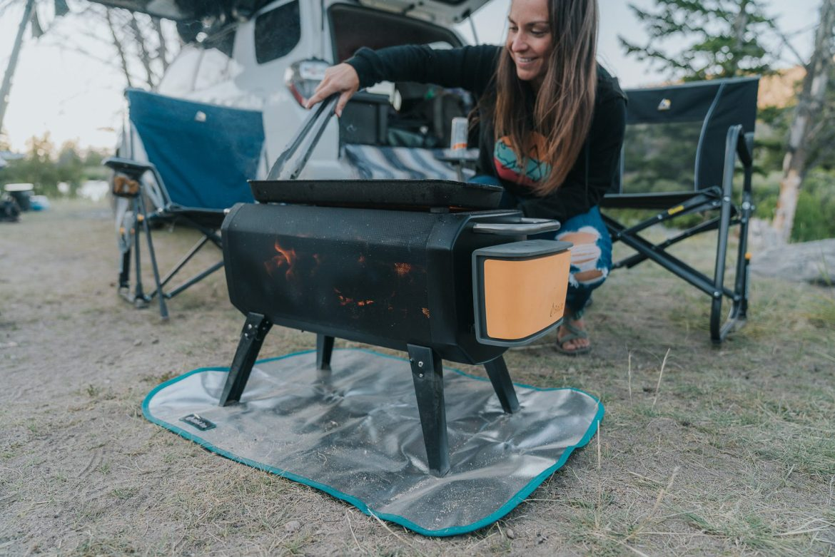 The BioLite FirePit – now accesorized!