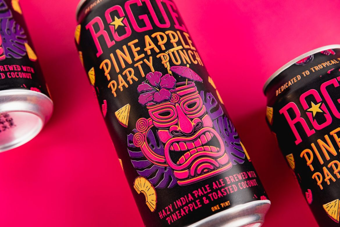 Afternoon Beer Break: the Rogue Pineapple Party Punch