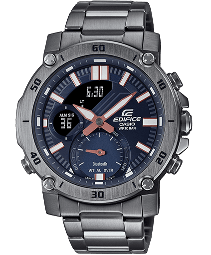 Some new heavy metal Casio Edifice models are available