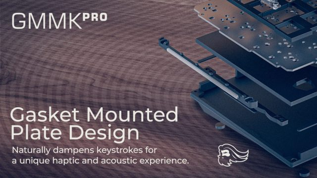 Introducing the Glorious GMMK Pro Modular Mechanical Keyboard – Knapsack