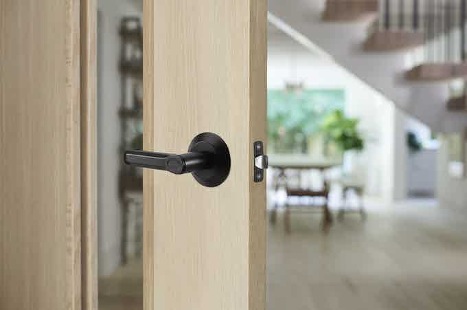 BrillLock, a door lock with fingerprint reader. Great idea, bad execution