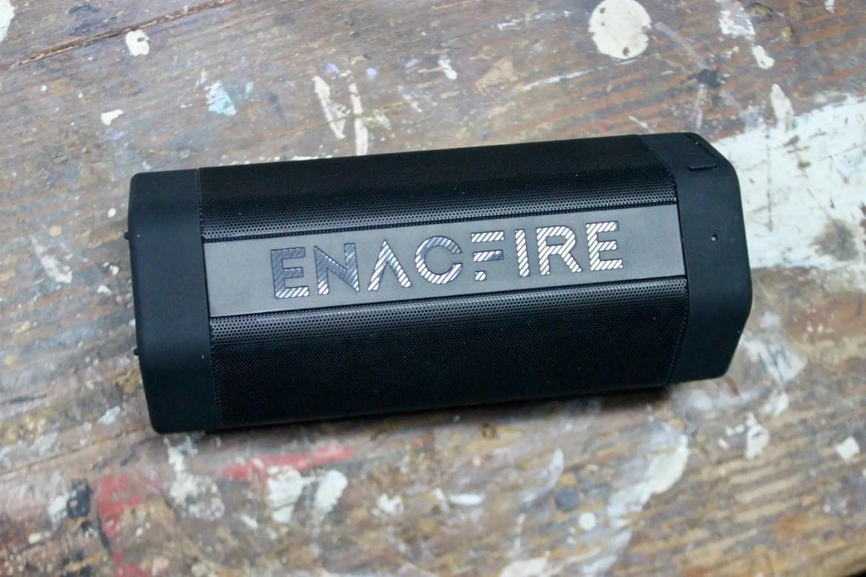 In Review: Enacfire Soundtank Bluetooth Speaker