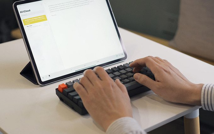 Now Funding: the Keychron K12