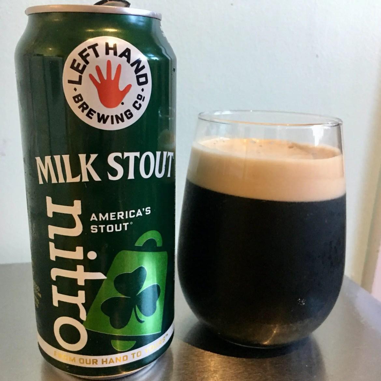 Afternoon Beer Break: Left Hand Milk Stout