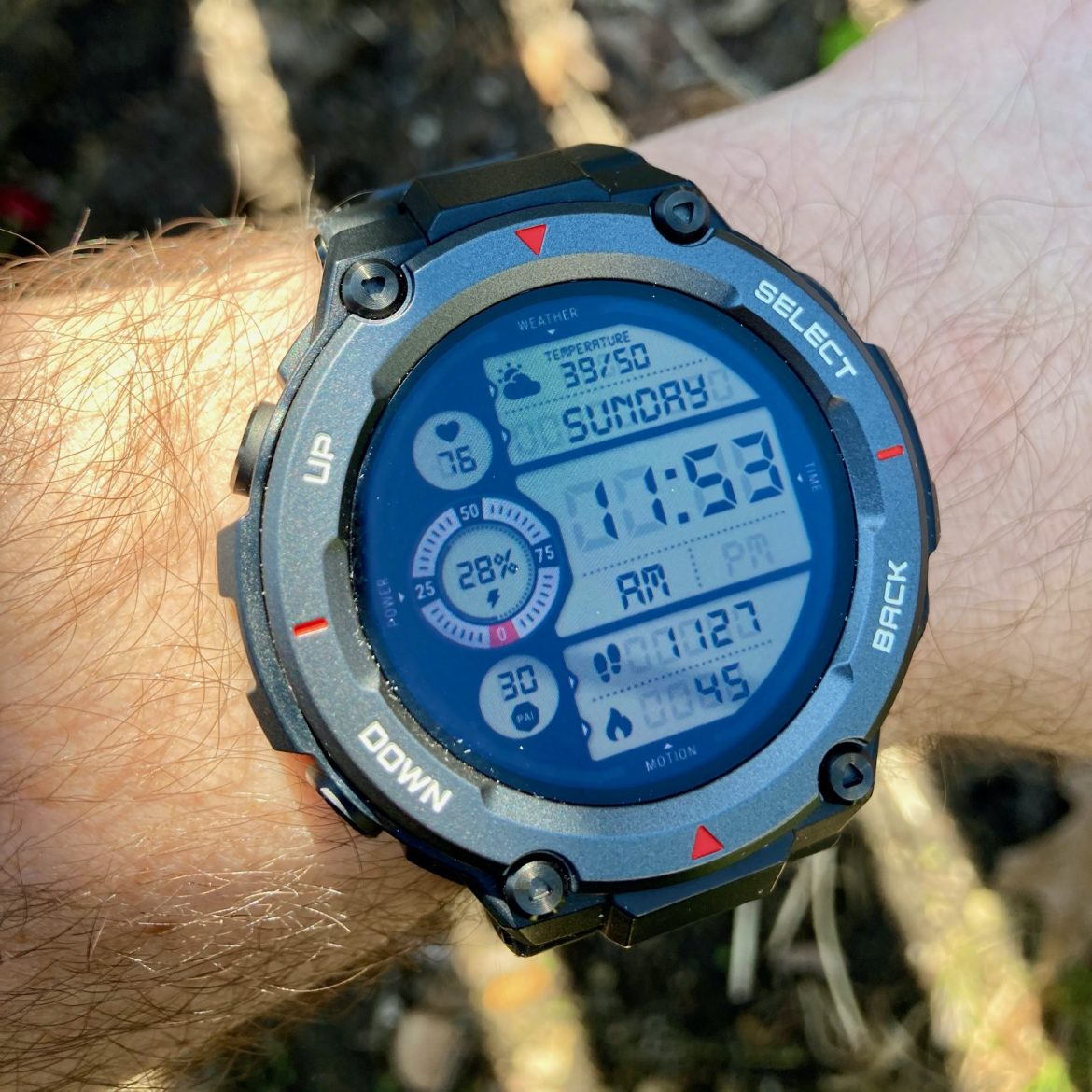 In Review: AmazFit T-Rex Pro