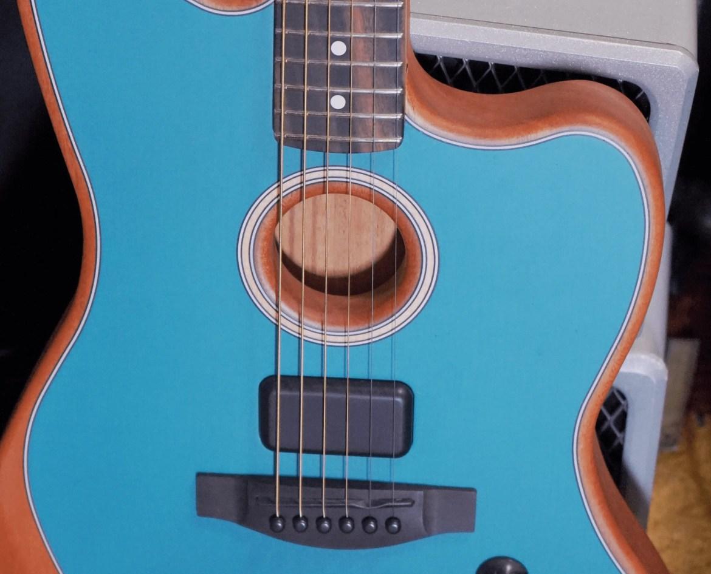 In Review: The Fender Jazzmaster Acoustasonic