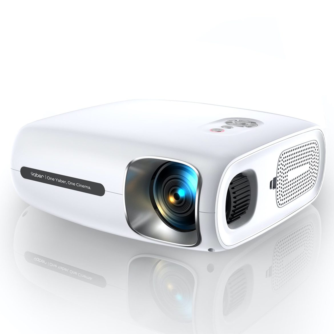 Introducing:  Yaber Pro V7 Advanced Projector