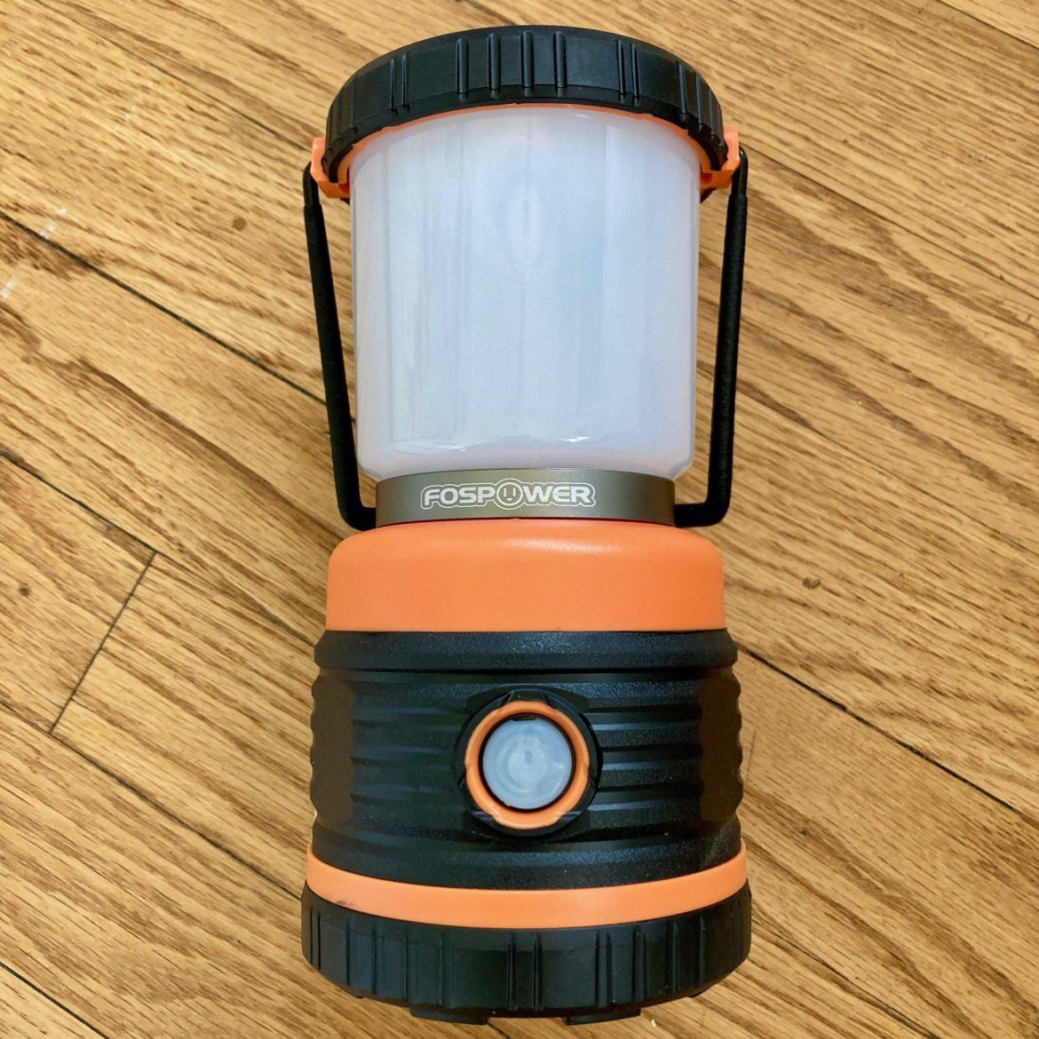In Review: FosPower Camping Lantern