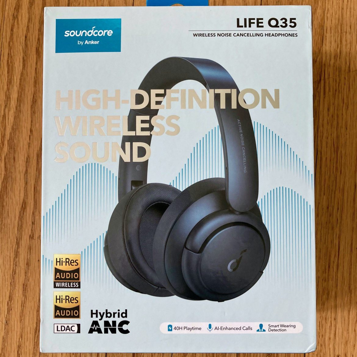 In Review: Anker Soundcore Life Q35 ANC Headphones