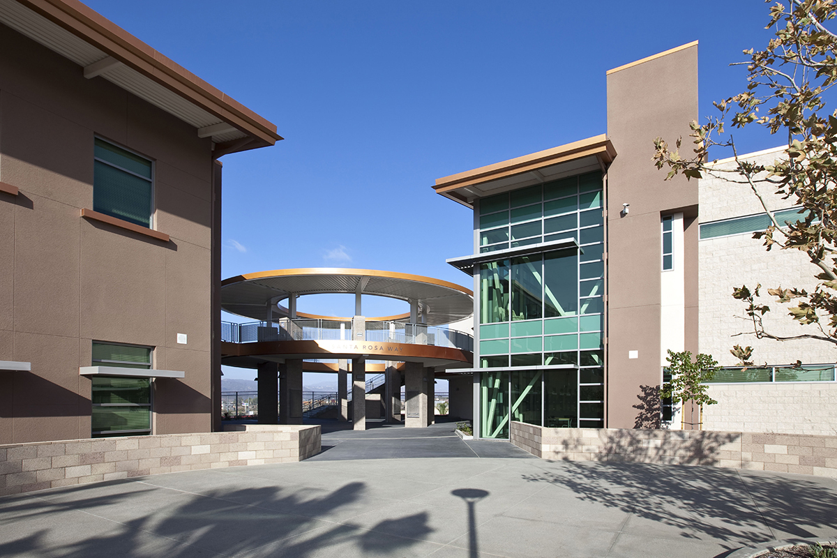 Murrieta Mesa High School  KNA Structural Engineers
