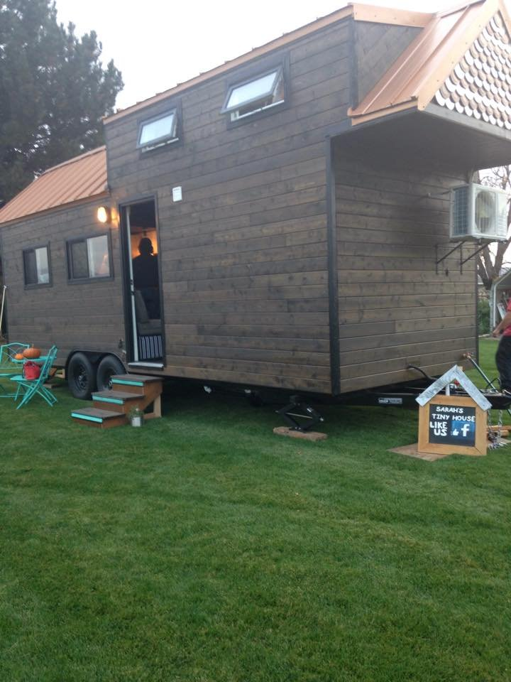 Tiny House Open House In Pasco Nbc Right Now Kndo Kndu
