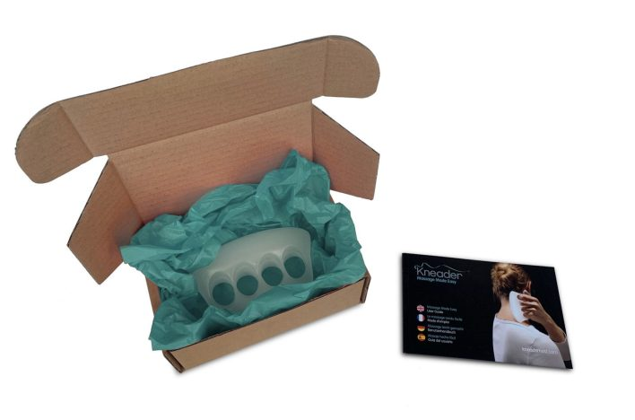 New packaging (Kneader in new box and manual) Dec 18