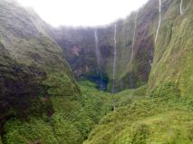 Helicopter Waterfalls