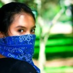 "People Wearing COVID 19 Bandana Face Masks are ""G Checking"" People for Wearing the Wrong Colors"