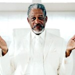 BLM Protesters Demand White Jesus Be Replaced with Morgan Freeman