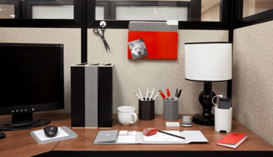 Feng Shui Your Cubicle in 7 Steps