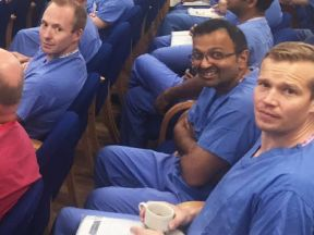 Northern Osteotomy Class 2017