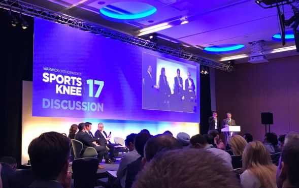 Warwick Sports Knee Symposium nov 2017