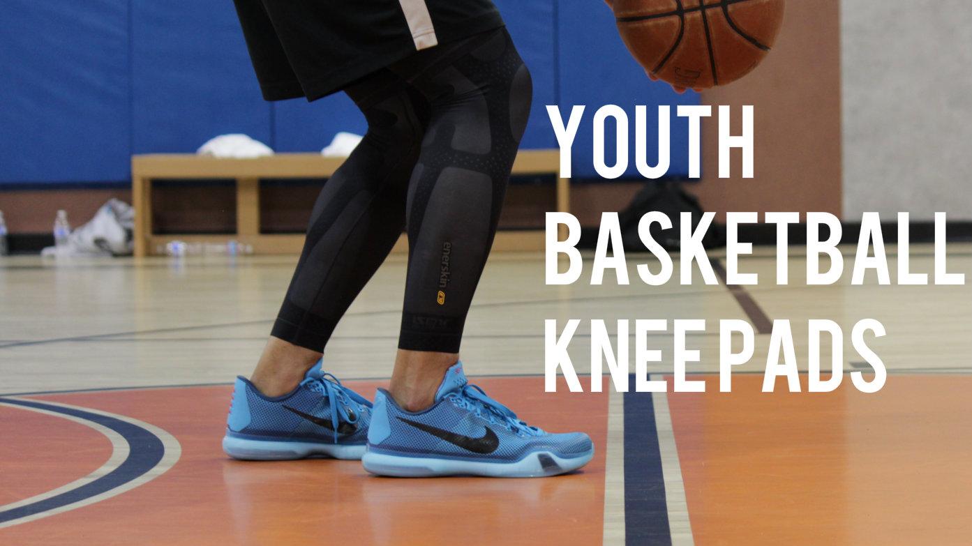Youth Basketball Knee Pads