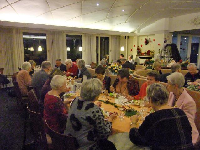 Kneippverein Bad Bevensen Adventsfeier 1