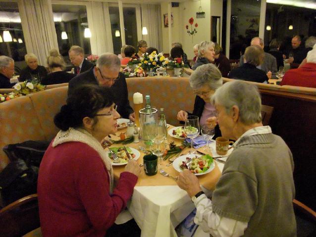 Kneippverein Bad Bevensen Adventsfeier 5