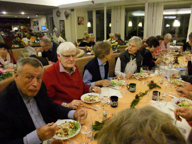 Kneippverein Bad Bevensen Adventsfeier 7