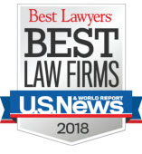 Knepper Stratton US NEWS WORLD REPORT Best Law Firms Rating 2018
