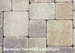 Bavarian Tumbled Paver