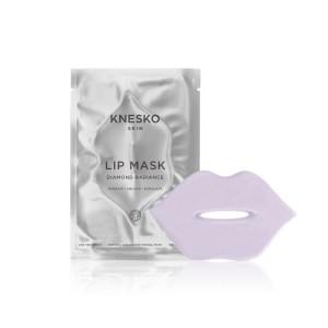 knesko diamond radiance lip mask