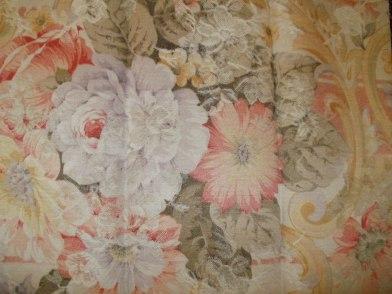 first fabric piece
