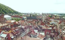 Historic city centre and Germany's longest pedestrian zone