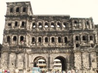 Trier - Founded as Augusta Treverorum in 16 BC during the reign of the Roman emperor Augustus Caesar, Trier is Germany's oldest city. On the photo you see the Porta Nigra, the best-preserved city gate from antiquity and today the most famous landmark of this city.