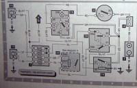 Saab B204 Wiring Diagram
