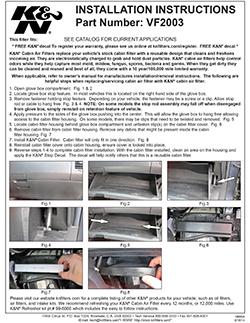 2010 Ford F150 Cabin Air Filter : cabin, filter, Cabin, Filter, Assures, Pleasant, Smell, 2002-2016, Toyota, Corolla, Matrix