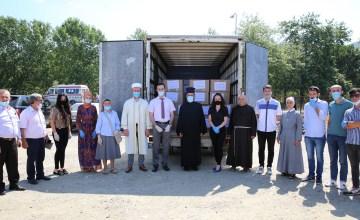Këshilli Ndërfetar i Shqipërisë në ndihmë të qindra familjeve në nevojë