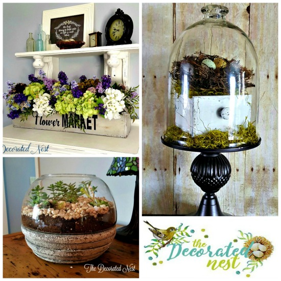 The ToT 16 Decorated Nest DIY Projects