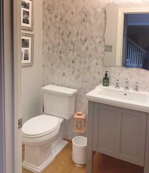 Bathroom Remodeling Knieses Plumbing Bucks Co Pa