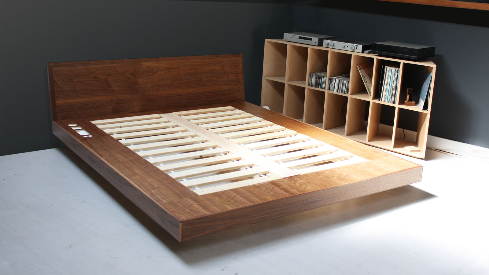 Woodworking Plans Queen Size Platform Bed