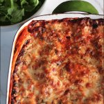 baked nduja lasagne