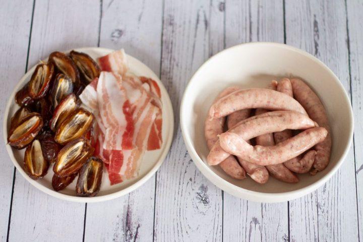 pigs in blanket ingredients