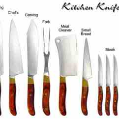 Good Kitchen Knife Set Replacing A Sink What Are The Best Knives
