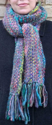 knitting scarf pattern | Kniftybits's Blog