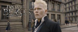Fantastic Beasts: The Crimes of Grindelwald - Johnny Depp