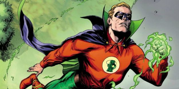 Alan Scott - Green Lantern
