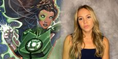 Jessica Cruz - Green Lantern