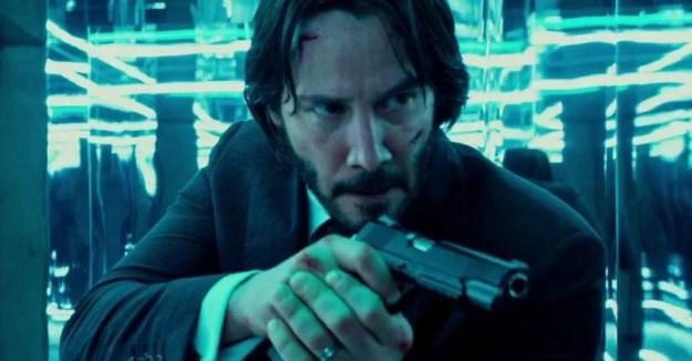 Keanu Reeves - John Wick: Chapter 2