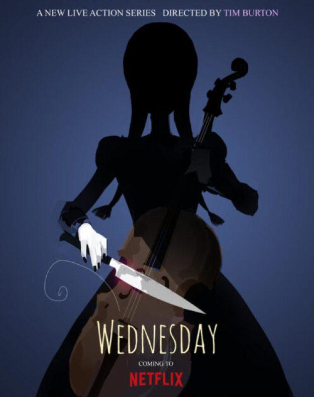 Wednesday Addams - Morticia Addams
